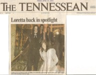 Event Producer: Loretta Lynn and Jack White's CD Release Party